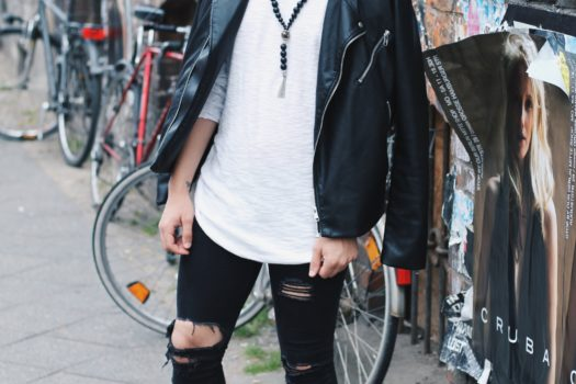 Mercedes Benz Fashion Week Berlin Outfit